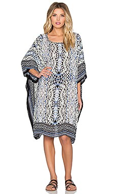 Parker Beach Playa Embellished Cover Up Marina Quintana
