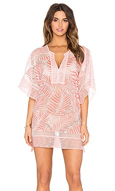 Beach Palm Cover Up