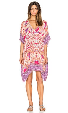 Beach Playa Embellished Cover Up in Medina