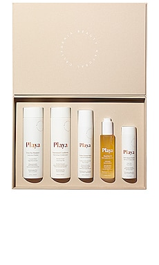 Hair Essentials Set Playa $130