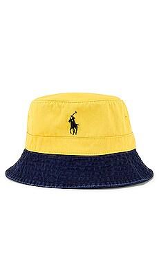 Bucket Hat Polo Ralph Lauren $60