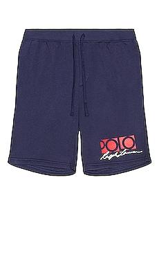 SHORT EN MOLLETON Polo Ralph Lauren $90