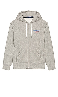 Training Fleece Hoodie Polo Ralph Lauren $99