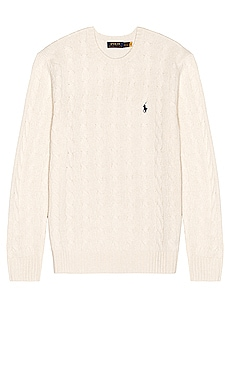 Cable Cashmere Sweater Polo Ralph Lauren $125