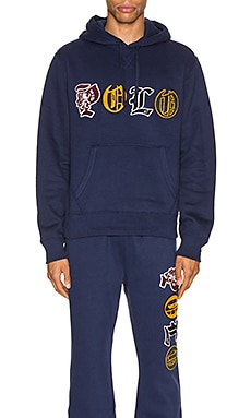 Vintage Fleece Knit Hoodie Polo Ralph Lauren $168