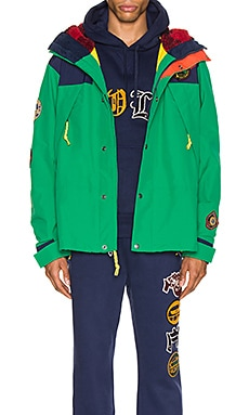Cotton Nylon Blend Anorak Polo Ralph Lauren $419