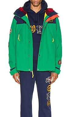 Cotton Nylon Blend Anorak Polo Ralph Lauren $252