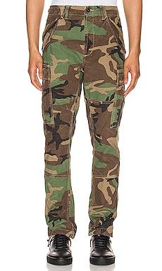 Slub Cotton Canvas Pants Polo Ralph Lauren $138