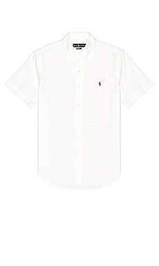 Short Sleeve Oxford Shirt Polo Ralph Lauren $90