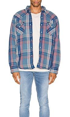 Cotton Twill Long Sleeve Shirt Polo Ralph Lauren $268