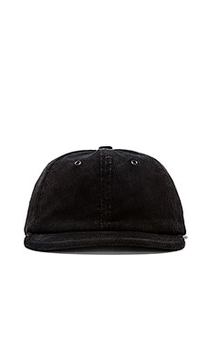 Publish Picard Cap in Black