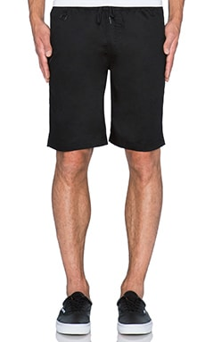 Publish Hefner Short in Black