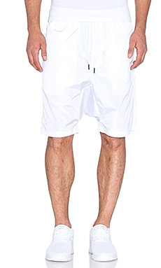 Publish Mono Aries Shorts in White