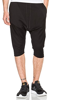 Publish Serge Shorts in Black