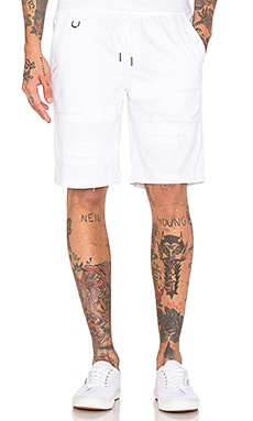 Publish Inigo Shorts in White