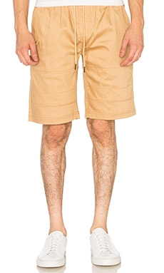 Publish Bain Shorts in Khaki
