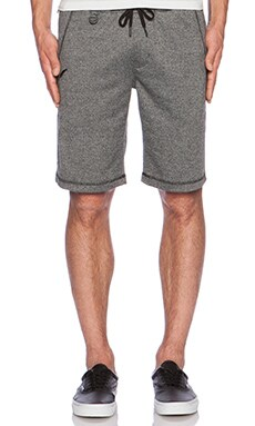 Publish Parker Shorts in Black