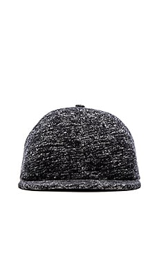 Publish Roscoe Hat in Black