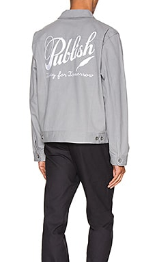 Script Jacket Publish $38 (FINAL SALE)