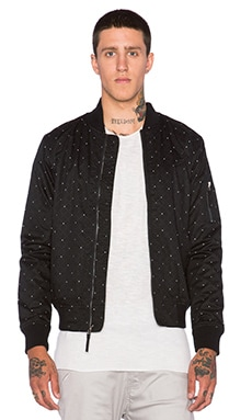 Publish Rosh Jacket in Black