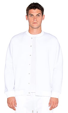 Publish Mono Crater Jacket in White