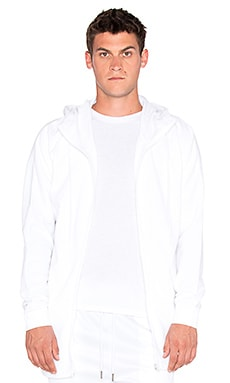 Publish Mono Hydra Jacket in White