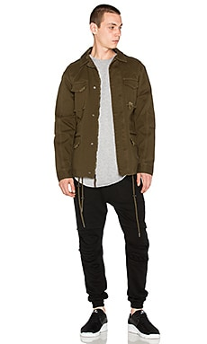 Publish Heller Jacket in Olive