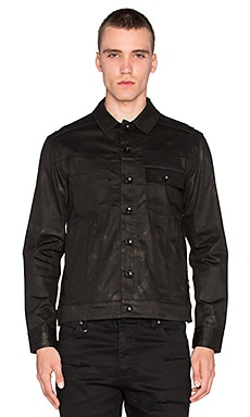 Publish Sander Jacket in Black