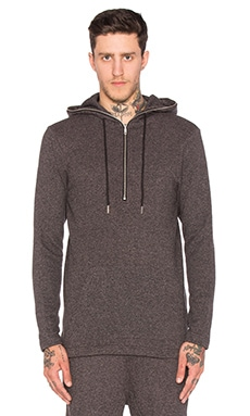 Publish Mikko Hoody in Charcoal