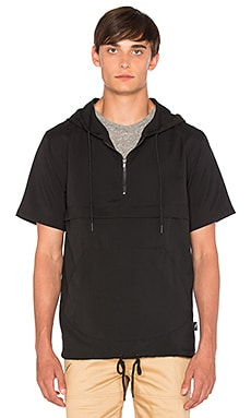 Publish Knix S/S Anorak in Black