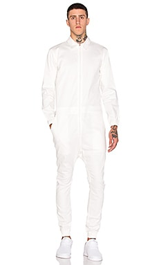 Publish Mono Phanton One Piece Jogger in White