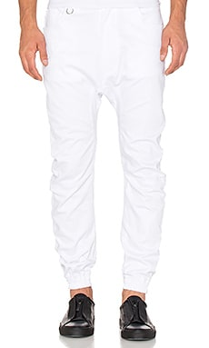 Publish Kelson Jogger in White