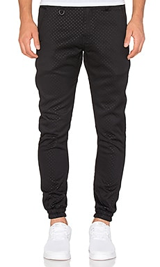 Publish Central Jogger in Black