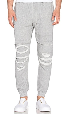 Publish Lowell Sweat Jogger in Heather