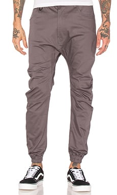 Publish Kelson Jogger in Charcoal