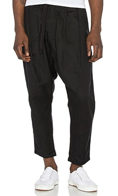 Mono Ackerman Pant in Black