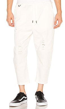 Publish Daxter Pants in White