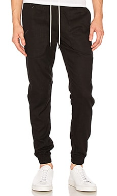 Publish Haak Jogger in Black