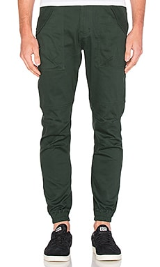 Publish Jairo Jogger in Olive