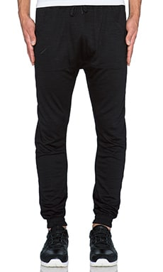 Publish Boris Jogger in Black