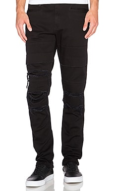 Publish Colton Pant in Black