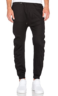 Publish Arch Jogger in Black