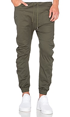 Publish Arch Jogger in Olive