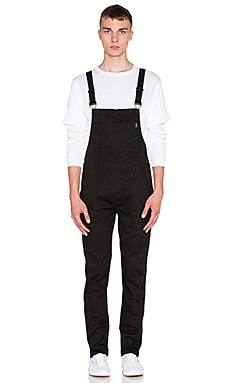 Publish Sawyer Overall in Black