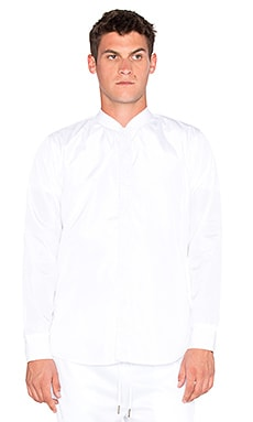 Publish Mono Corvus Button Down in White