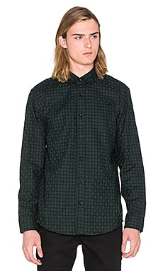Publish Javi Button Down in Olive