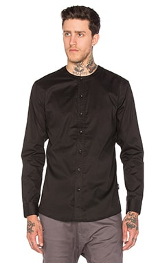 Publish Andie Button Down in Black