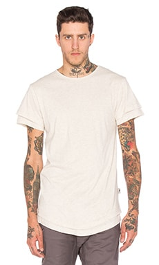 Publish Milan Tee in Ash Heather