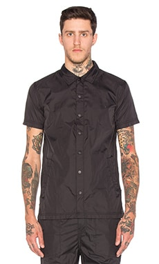 Publish Calloway Button Down in Black