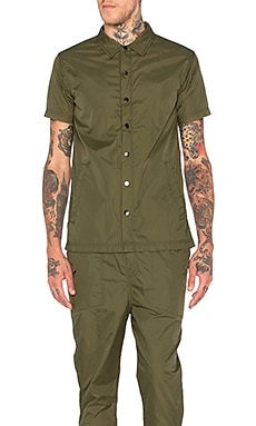 Publish Calloway Button Down in Olive